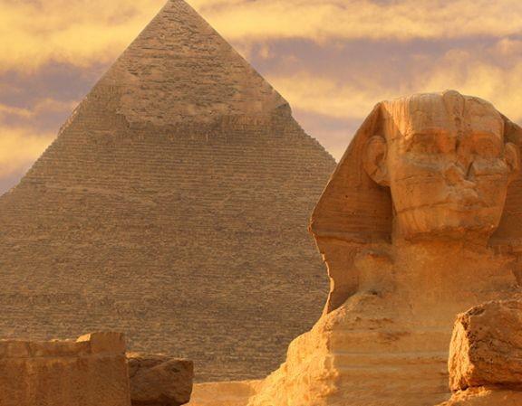 EGIPTO PIRAMIDE