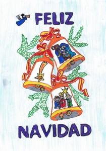 3er premio CSilvia Muñoz Martin 9 años Acre cajacirculo