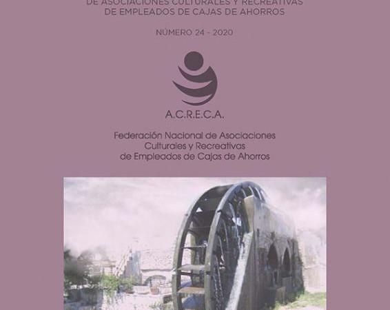 portada revista ACRECA 2020
