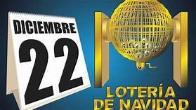 loteria 22 dicbre